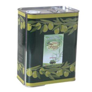 lattina 2 lt olio extra vergine oliva monocultivar