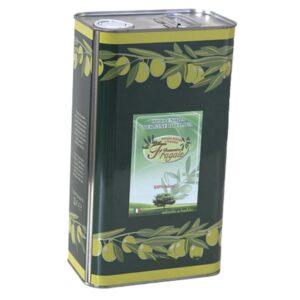 lattina 3 lt olio extra vergine oliva monocultivar