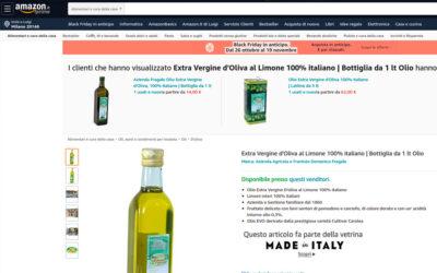 Quale prodotto dell'azienda Fragale hai acquistato su Amazon ?