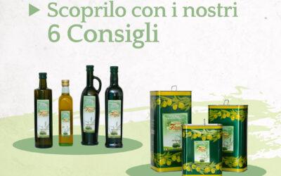 Olio ExtraVergine d'Oliva: 6 consigli per conservarlo al meglio