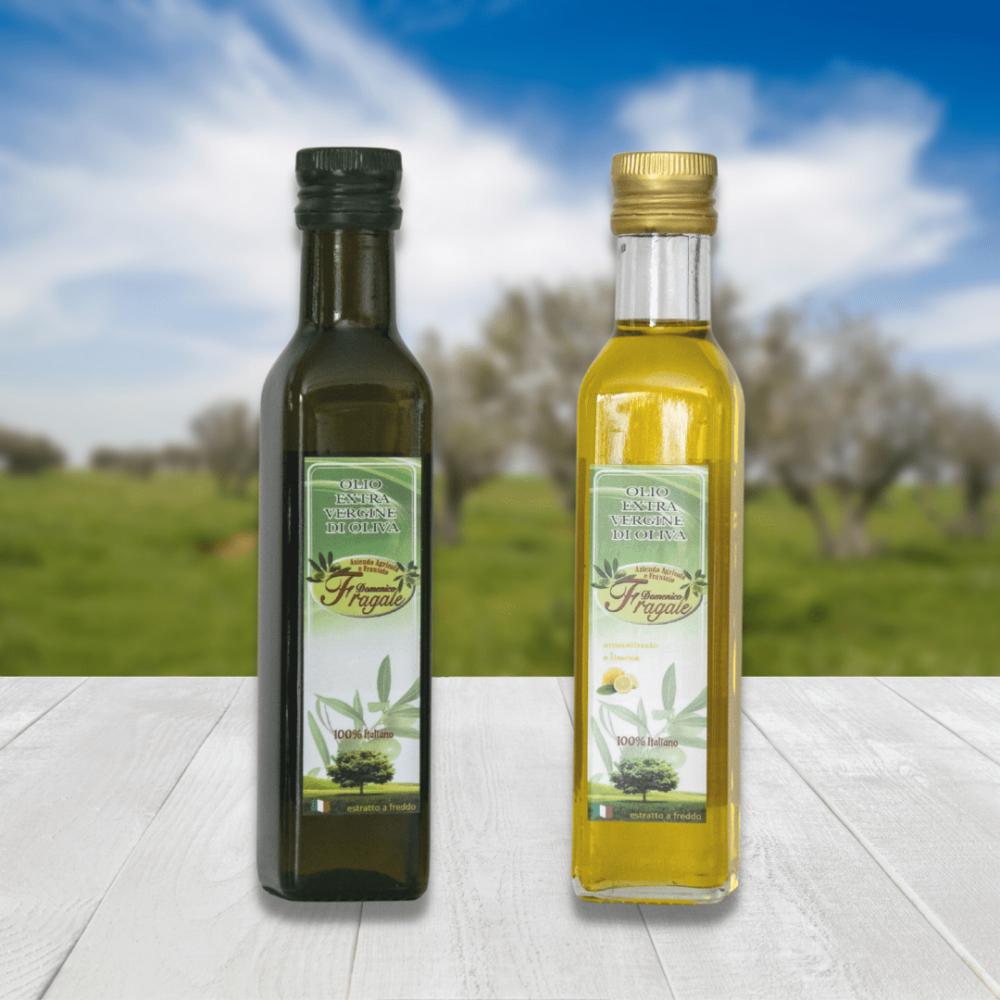 Promo Assaggiami: Olio EVO al Limone e Olio Extra Vergine d'Oliva